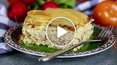 Kotopita – plăcintă grecească cu pui – rețeta video