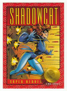 X-Men Series 2 - Shadowcat # 28 Skybox 1993