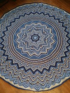 Ravelry: Galaxy of Change pattern by Frank O'Randle