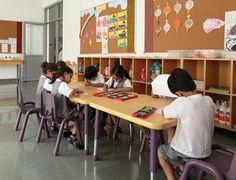 Development of Children at Play Schools Matrikiran