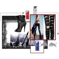 My Festival Outfit Red Bull, Giuseppe Zanotti, Polyvore Fashion, Fashion Boards, Shoe Bag, Outfits, Shopping, Design, Women