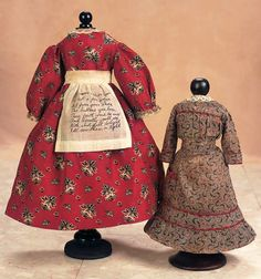 Dollmasters Antique Doll Clothes Catalog | View Catalog Item - Theriault's Antique Doll Auctions