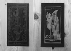 #SYMBOLIC #SELFPORTRAIT #XYLOGRAPHY #ancient #tarot #xilography #linoleum #rodfarg