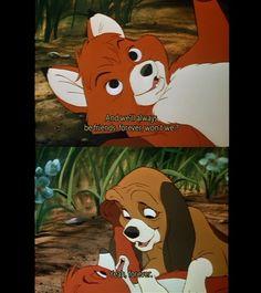 fox & hound = the best disney movie ever! Disney Magic, Disney Pixar, Disney Amor, Old Disney, Disney And Dreamworks, Disney Animation, Disney Love, Disney Characters, Disney Viejo