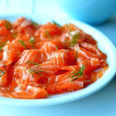 Make the traditional Nordic dish, Gravad Laks, at home.