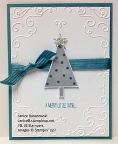 A Merry Little Christmas by stampingdietitian - Cards and Paper Crafts at Splitcoaststampers