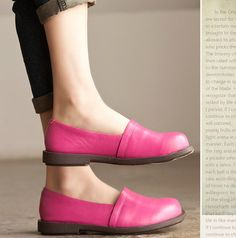 SALE Handmade Women Shoes Casual ShoesFlat Shoes for by HerHis