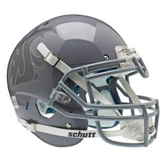 Washington State Cougars NCAA Authentic Air XP Full Size Helmet (Alternate Gray 1)