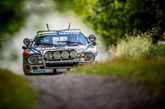 Photo gallery, rally results and race report from the Eifel Rallye Festival held July in the Eifel Mountains of Western Germany. Road Rally, Road Race Car, Rally Car, Race Cars, Road Racing, Auto Racing, Pajero Off Road, Lancia Delta Integrale, Rallye Wrc