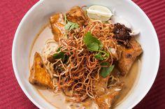 Khao Soi - Chiang Mai Curry Noodles