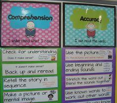 Down Under Teacher: CAFE Strategy Cards