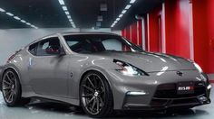 2017 Nissan 370Z Nismo - front view