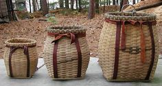 "Make Your Own Pack Basket | The 21 ""Old World"" Survival Skills You'll WISH You Knew Before TSHTF"