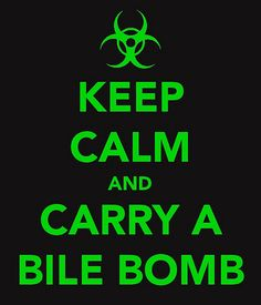 left 4 dead 2......bile bomb's always a good thing ;)