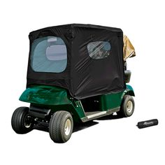 Golf Cart Poncho - Cart Cover #CoolGolfVideosAndTips