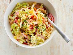 Paprikaslaw No Salt Recipes, Cooking Recipes, Healthy Recipes, Healthy Food, Cabbage, Salads, Food And Drink, Keto, Vegetarian