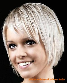 "Женская стрижка каскад на короткие волосы #Фото Вернуться в раздел ""Причёска каскад на короткие волосы"" http://www.salon-akadem.info/zhenskaya-strizhka-kaskad-na-korotkie-volosy.php"