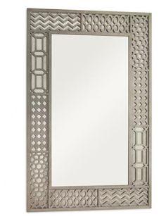 Tito Mirror, Version 1 | Mr. Brown