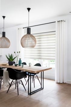 Dining Room Inspiration, Interior Inspiration, Living Room Grey, Living Room Decor, Blinds And Curtains Living Room, Küchen Design, Interior Design, Bedroom Colors, Stores