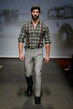 lumbersexual #menswear #simplydapper #stylish