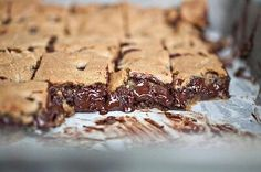 Graham cracker fudge brownie.