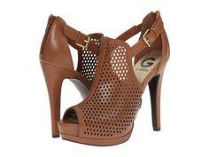 G by guess kellini maple High Heels, Shoes Heels, Pumps, Guess Shoes, Dream Shoes, Shoe Closet, Women Empowerment, Christian Louboutin, Peep Toe