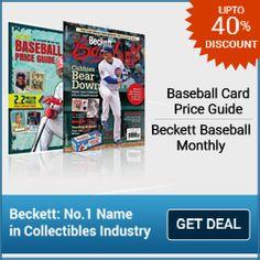 Special Deals From Beckett Media