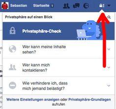 Privatsphäre-Optionen, die Du Dir ansehen musst, wenn Du Facebook nutzt