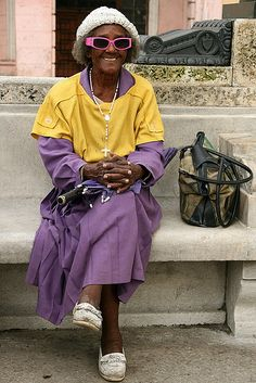 In the streets of Havana.     . Amazing places around the world!