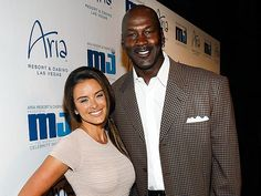 After 5 years of dating, former NBA star Michael Jordan, 50, and his model-fiancée, Yvette Prieto, 35, got married in Palm Beach, Fla., on Saturday. (via People)