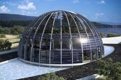 Nachhaltig bauen: Architekt Luis de Garrido und Naomi Campbell machen es vor.