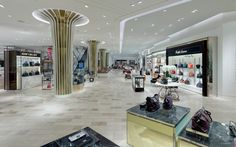 Breuninger Flagship Store by HMKM, Düsseldorf – Germany » Retail Design Blog