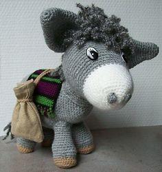 75 Best Donkeys to Crochet images  84bd63899