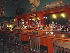 Blackjack's Saloon and Steakhouse in Trinidad Colorado is a terrific place for a cold drink and excellent food on your way to the southern Colorado Rocky Mountains.