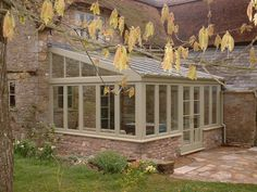 Galleries - Completed Lean To Conservatories - Hardwood Conservatories .com