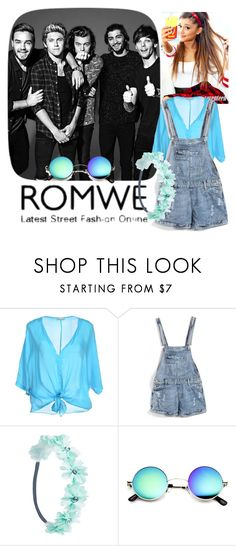 """""""Untitled #90"""" by sara-bitch1 ❤ liked on Polyvore featuring Giorgia & Johns, Wet Seal and ZeroUV"""