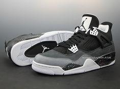 Fear Air Jordan 4