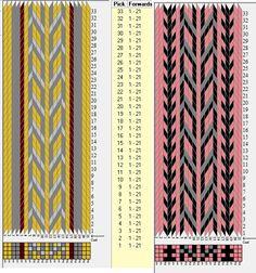 21 tarjetas, 3 colores // sed_663 diseñado en GTT༺❁