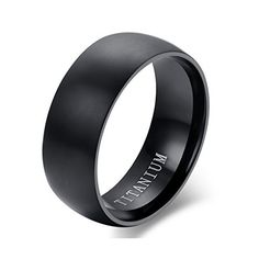 My Times Jew : New Arrival Titanium Rings for Men and Women Black Men Rings 9.0 *** Details can be found by clicking on the image. http://www.amazon.com/gp/product/B01I9WYJCK/?tag=jewelry3638-20&puv=300916130536