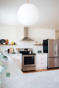 Before & After: A Fixer-Upper Gets a New Kitchen in Denver, CO | Design*Sponge