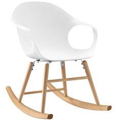 Swerve Rocking Chair | manhattanhomedesign.com