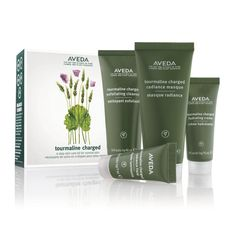 Aveda Tourmaline Charged Skin Care Starter Set for Normal Skin