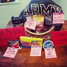 My Valentine's present to my boyfriend :)