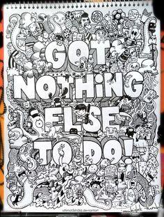 Blog: The Vanilla Soft-Serve Of Doodling - Doodlers Anonymous