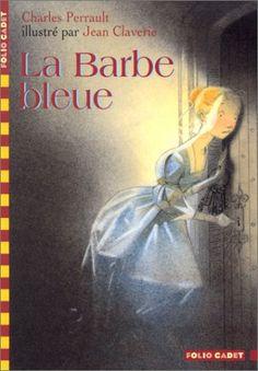 La Barbe bleue, de Charles Perrault, Jean Claverie