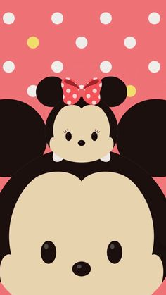 Tsum tsum wallpaper uploaded by ★ mαяvєℓσus gιяℓ ★