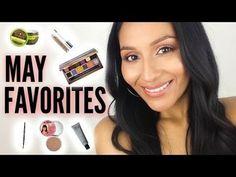 May Favorites - beauty, makeup and hair products - #mayfavorites #beautytips #makeuptips #hairproducts #beautyadvice #marielaq81