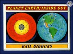 Planet Earth/Inside Out: Gail Gibbons: 9780688158491: Amazon.com: Books