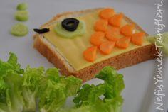 Çocuklara Eğlenceli Kahvaltı - Nefis Yemek Tarifleri http://www.nefisyemektarifleri.com/cocuklara-eglenceli-kahvalti/