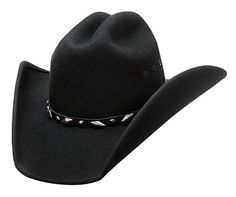 """Justin Moore Signature """"Guns"""" Wool Felt Hat Cowboy Western Hat ** Be sure to check out this awesome product."""